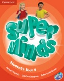 Super Minds Level 4 Student's Book+DVD-ROM (Puchta, H.)