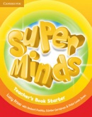 Super Minds Starter Teacher's Book (Puchta, H.)