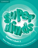 Super Minds Level 3 Teacher's Book (Puchta, H.)