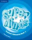 Super Minds Level 1 Teacher's Resource Book +Audio CD (Puchta, H.)