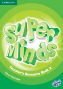 Super Minds Level 2 Teacher's Resource Book +Audio CD (Puchta, H.)