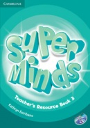 Super Minds Level 3 Teacher's Resource Book +Audio CD (Puchta, H.)