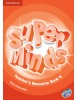 Super Minds Level 4 Teacher´s Resource Book +Audio CD (Puchta, H.)