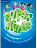 Super Minds Level 1 Class Audio CD (3ks) (Puchta, H.)