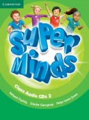 Super Minds Level 2 Class Audio CD (3ks) (Puchta, H.)