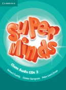 Super Minds Level 3 Class Audio CD (3ks) (Puchta, H.)
