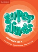 Super Minds Level 4 Class Audio CD (4ks) (Puchta, H.)