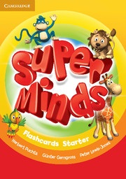 Super Minds Starter Flashcards (78) (Puchta, H.)