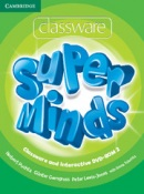 Super Minds Level 2 Classware CD a Interactive DVD (Puchta, H.)