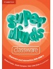 Super Minds Level 4 Classware CD a Interactive DVD (Puchta, H.)