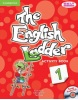 The English Ladder Level 1 Activity Book s pesničkovým Audio CD - cvičebnica (Susan House, Katharine Scott, Paul House)