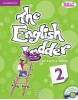 The English Ladder Level 2 Activity Book s pesničkovým Audio CD - cvičebnica (Susan House, Katharine Scott, Paul House)