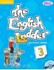 The English Ladder Level 3 Activity Book s pesničkovým Audio CD - cvičebnica (Susan House, Katharine Scott, Paul House)