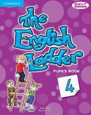 The English Ladder Level 4 Pupil's Book - učebnica (Susan House, Katharine Scott, Paul House)