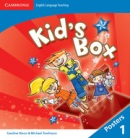 Kid's Box Level 1 Posters - plagáty (12ks) (Nixon, C. - Tomlinson, M.)
