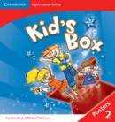 Kid's Box Level 2 Posters - plagáty (12ks) (Nixon, C. - Tomlinson, M.)