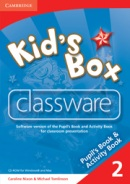 Kid's Box Level 2 Classware - interaktívne CD (Nixon, C. - Tomlinson, M.)