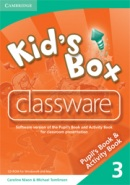 Kid's Box Level 3 Classware - interaktívne CD (Nixon, C. - Tomlinson, M.)