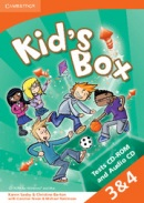Kid's Box Level 3 a 4 Tests CD-ROM a Audio CD - testy na CD (Nixon, C. - Tomlinson, M.)