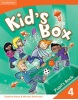 Kid´s Box Level 4 Pupil´s Book - učebnica (Nixon, C. - Tomlinson, M.)