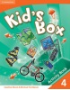 Kid´s Box Level 4 Activity Book - cvičebnica (Nixon, C. - Tomlinson, M.)