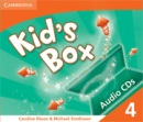 Kid's Box Level 4 Audio CD (3ks) (Nixon, C. - Tomlinson, M.)