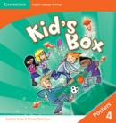 Kid's Box Level 4 Posters - plagáty (8ks) (Nixon, C. - Tomlinson, M.)
