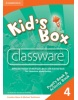 Kid´s Box Level 4 Classware - interaktívne CD (Nixon, C. - Tomlinson, M.)