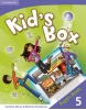 Kid´s Box Level 5 Pupil´s Book - učebnica (Nixon, C. - Tomlinson, M.)