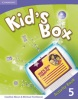 Kid´s Box Level 5 Activity Book - cvičebnica (Nixon, C. - Tomlinson, M.)