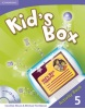 Kid´s Box Level 5 Activity Book with CD-ROM - cvičebnica s CD (Nixon, C. - Tomlinson, M.)