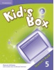 Kid´s Box Level 5 Teacher´s Book - učiteľská kniha (Nixon, C. - Tomlinson, M.)