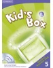 Kid´s Box Level 5 Teacher´s Resource Pack s Audio CD - pomocný učiteľský balíčik s CD (Nixon, C. - Tomlinson, M.)