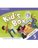 Kid´s Box Level 5 Audio CD (3ks) (Nixon, C. - Tomlinson, M.)