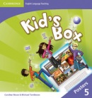 Kid's Box Level 5 Posters - plagáty (8ks) (Nixon, C. - Tomlinson, M.)