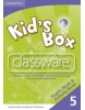 Kid´s Box Level 5 Classware - interaktívne CD (Nixon, C. - Tomlinson, M.)