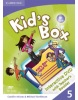 Kid´s Box Level 5 Interactive DVD with Teacher´s Booklet - interaktívne DVD s učiteľskou brožúrou (Nixon, C. - Tomlinson, M.)
