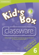 Kid's Box Level 6 Classware - interaktívne CD (Nixon, C. - Tomlinson, M.)