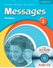 Messages Level 1 Workbook + Audio CD - pracovný zošit s CD (Goodey, D. - Goodey, N. - Craven, M. - Levy, M.)