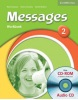 Messages Level 2 Workbook + Audio CD - pracovný zošit s CD (Goodey, D. - Goodey, N. - Craven, M. - Levy, M.)