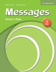 Messages Level 2 Teacher's Book - kniha pre učiteľov (Goodey, D. - Goodey, N. - Craven, M. - Levy, M.)