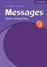 Messages Level 3 Teacher's Resource Pack - pomocný učiteľský balíček (Goodey, D. - Goodey, N. - Craven, M. - Levy, M.)