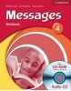 Messages Level 4 Workbook + Audio CD - pracovný zošit s CD (Goodey, D. - Goodey, N. - Craven, M. - Levy, M.)