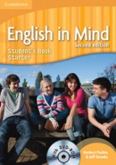 English in Mind 2nd Starter Student's Book + DVD - učebnica s DVD (Puchta, H. - Stranks, J. - Lewis-Jones, P.)