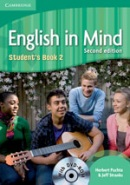 English in Mind 2nd Level 2 Student's Book + DVD - učebnica s DVD (Puchta, H. - Stranks, J. - Lewis-Jones, P.)