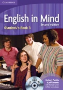 English in Mind 2nd Level 3 Student's Book + DVD - učebnica s DVD (Carter, R., Puchta, H. - Stranks, J. - Lewis-Jones, P.)