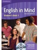 English in Mind 2nd Level 3 Student´s Book + DVD - učebnica s DVD (Carter, R., Puchta, H. - Stranks, J. - Lewis-Jones, P.)