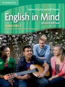 English in Mind 2nd Level 2 Audio CD - posluchové CD (3ks) (Puchta, H. - Stranks, J. - Lewis-Jones, P.)