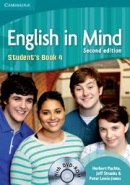 English in Mind 2nd Level 4 Student's Book + DVD - učebnica s DVD (Puchta, H. - Stranks, J. - Lewis-Jones, P.)