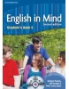 English in Mind 2nd Level 5 Student´s Book + DVD - učebnica s DVD (Puchta, H. - Stranks, J. - Lewis-Jones, P.)